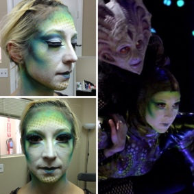 Syfy's Face Off, Cosmic Circus